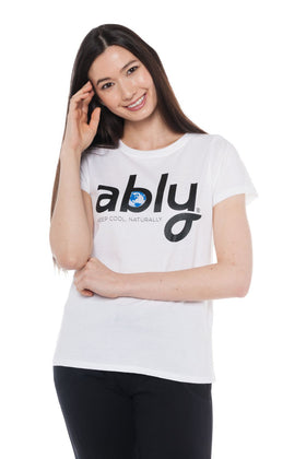 Ably Globe | Women's Keep Cool Naturally T-Shirt