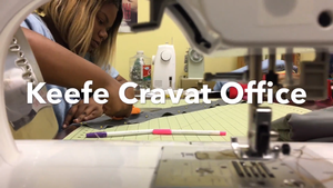 Follow the Designer of Keefe Cravat