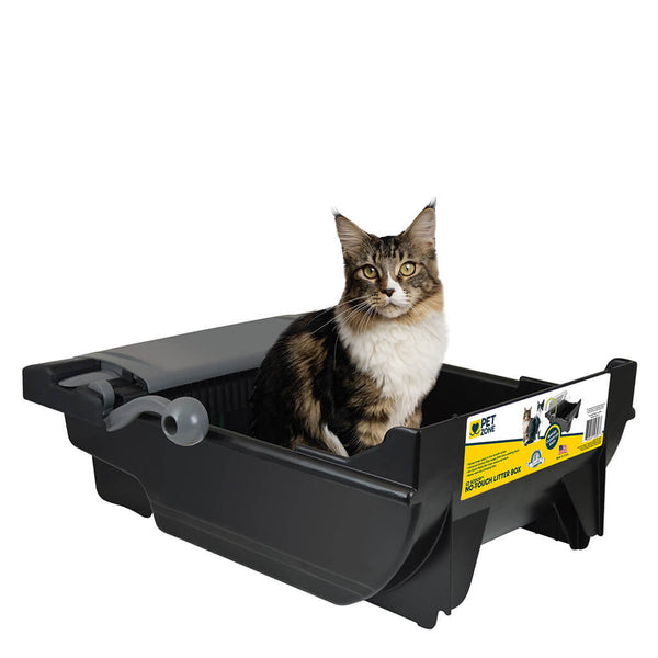 PetZone EZ Scoop Litter Box