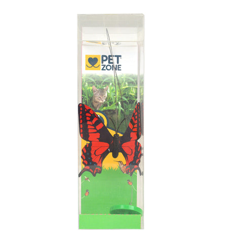 Pet Zone Fly By Spinner Cat Toy Replacement Butterfly