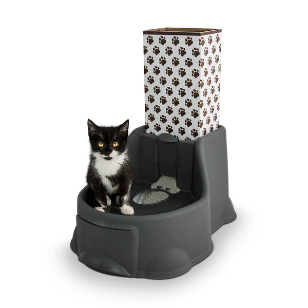 OurPets Kitty Potty Litter Box System