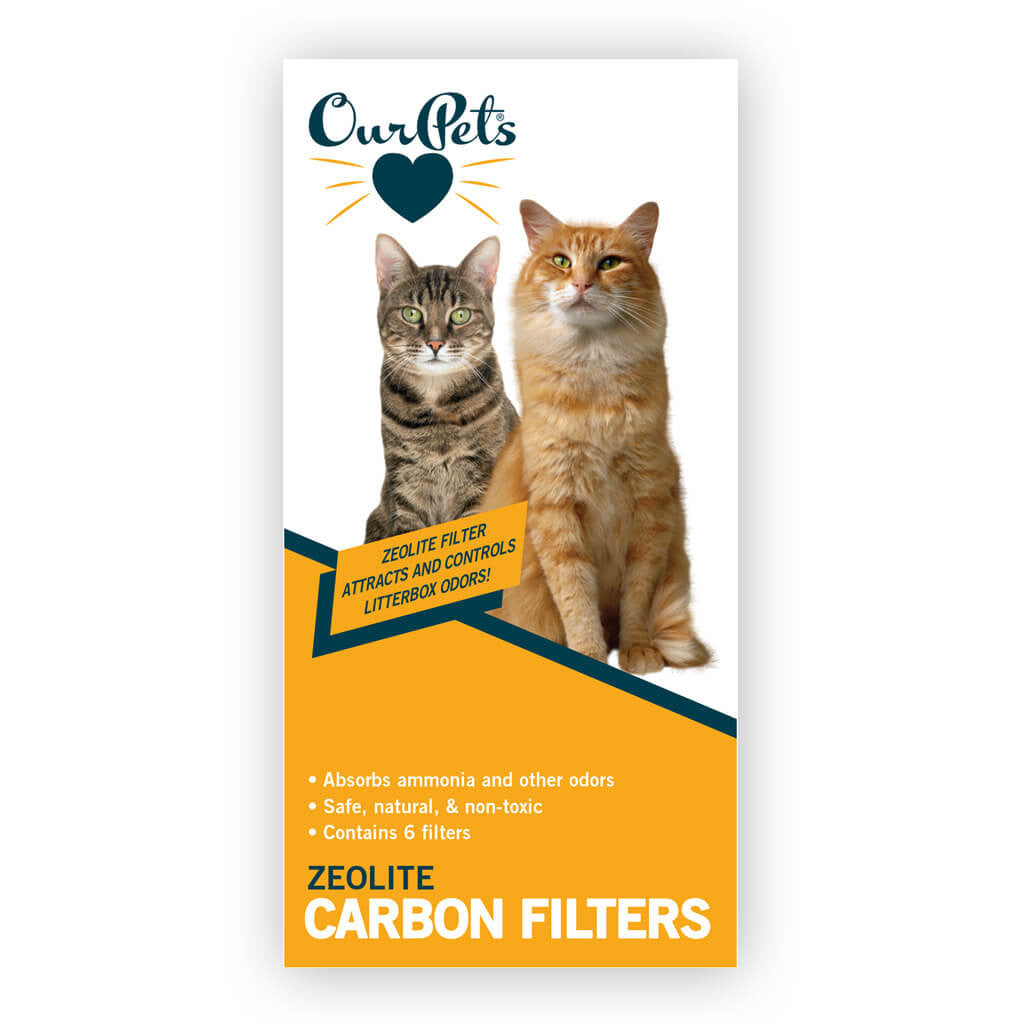 OurPets Universal Carbon Filters - 6 pk.