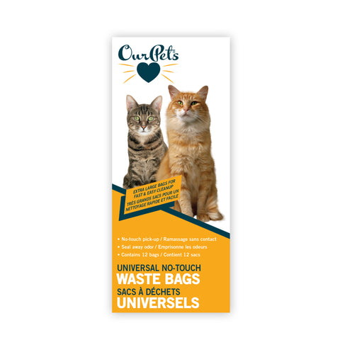 OurPets Waste Bags - 12 pk.