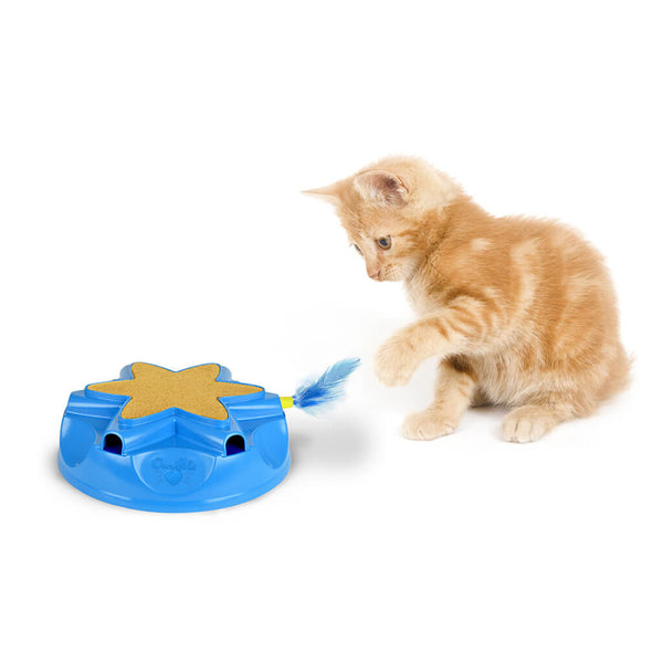 OurPets Catty Whack Electronic Cat Toy