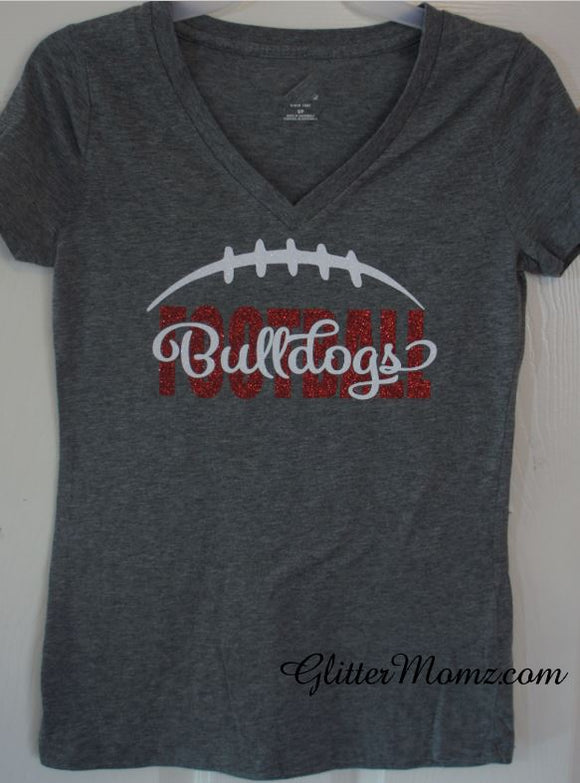 custom football shirt