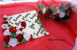 Graduation Cap Topper and flower crown