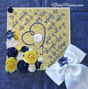 Nurse Graduation Cap Topper