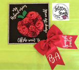 Teacher Graduation Cap Decoration