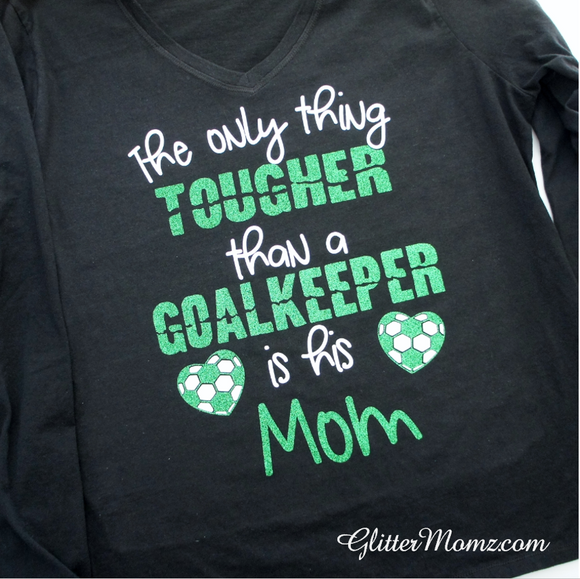Soccer Mom Goalkeeper Shirt