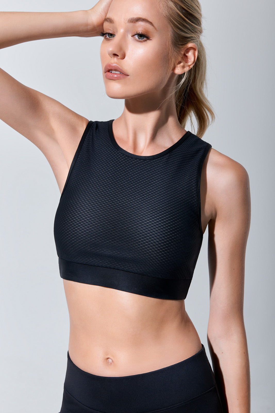 Loft Performance Crop Top - ATIVE