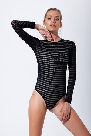 Downtown Step Bodysuit
