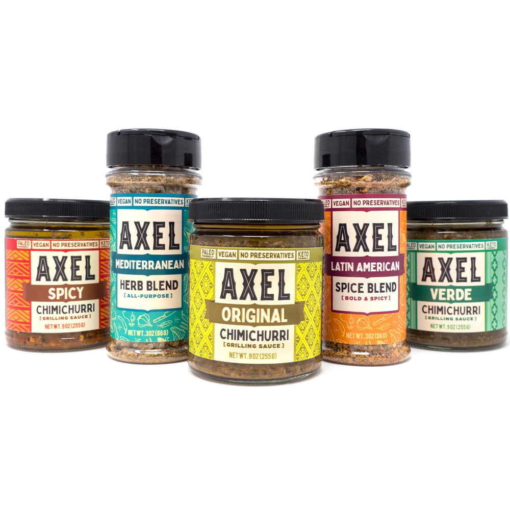Sauce & Seasonings Bundle Pack
