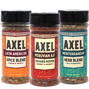 Seasonings Bundle Pack