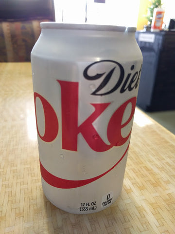 Diet Coke (12oz can) - pho92ga