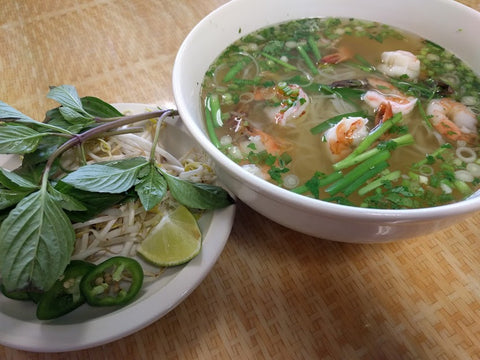 H2. Hu Tieu Tom (Shrimp) - pho92ga