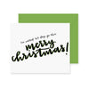 364 Days Christmas Greeting Card
