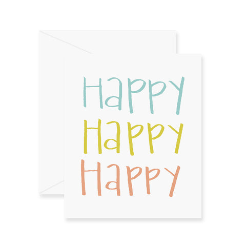 Birthday Checklist Greeting Card