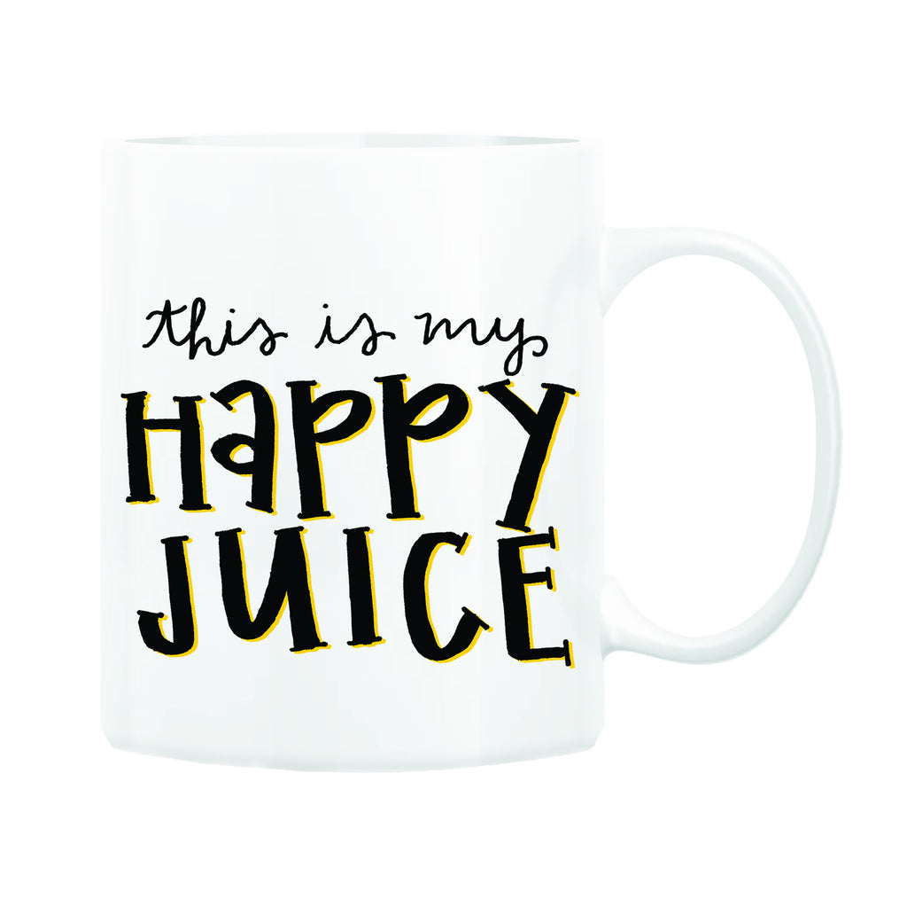 Happy Juice Coffee Mug