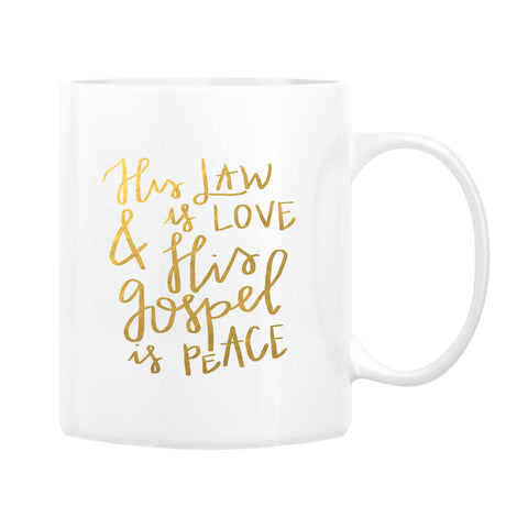Falling For You Coffee Mug