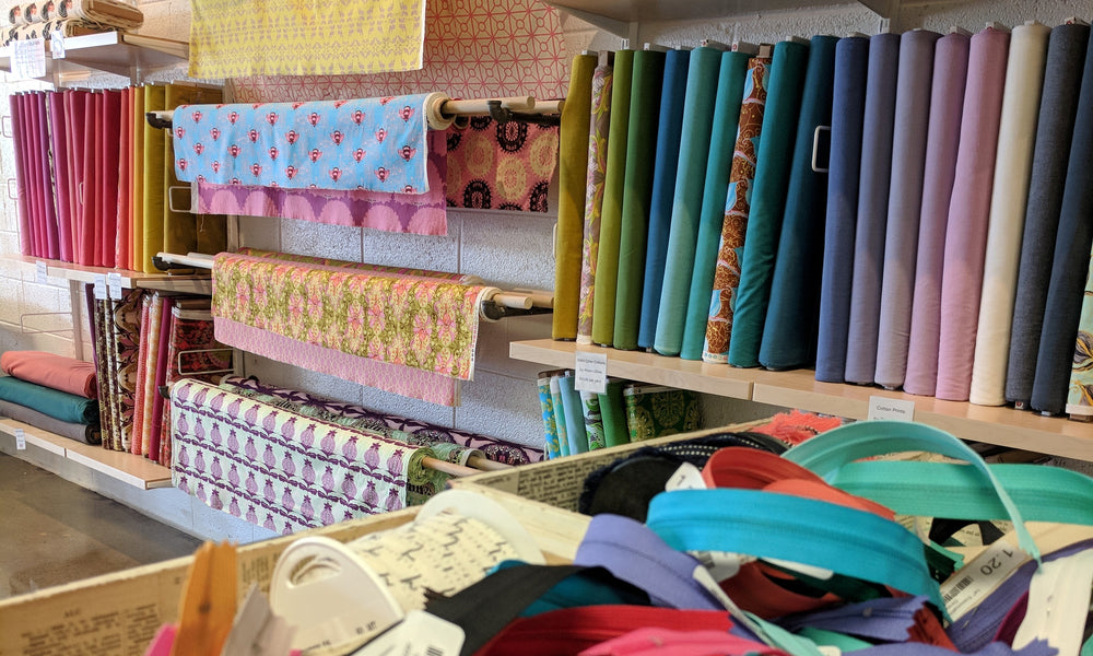 Fabric and Sewing
