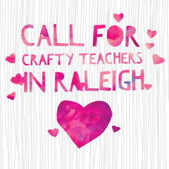 call for teachers