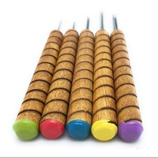 paper bead rollers handmade in NC Craft Habit Raleigh