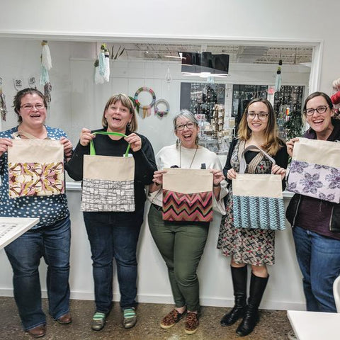 adult beginner sewing classes in raleigh north carolina