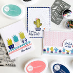 Cactus Card Set (by Catherine Pooler)