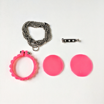 3D Printed Tiny Hoop Kits