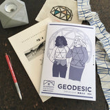 Blueprints for Sewing Geodesic Sweatshirt Pattern
