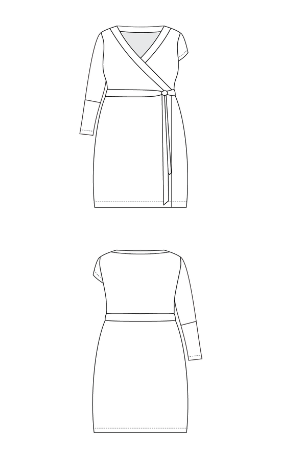 Cashmerette Appleton Dress sewing pattern