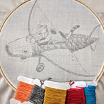 Artist Series Embroidery Kits