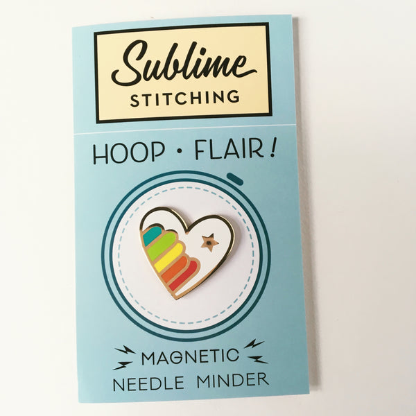 Hoop Flair Needle Minders
