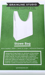 Grainline Studio Stowe Bag sewing pattern