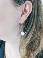 Intro to Metalsmithing: Silver Earrings