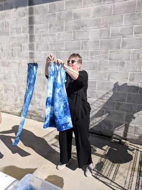 Intro to Indigo Dye