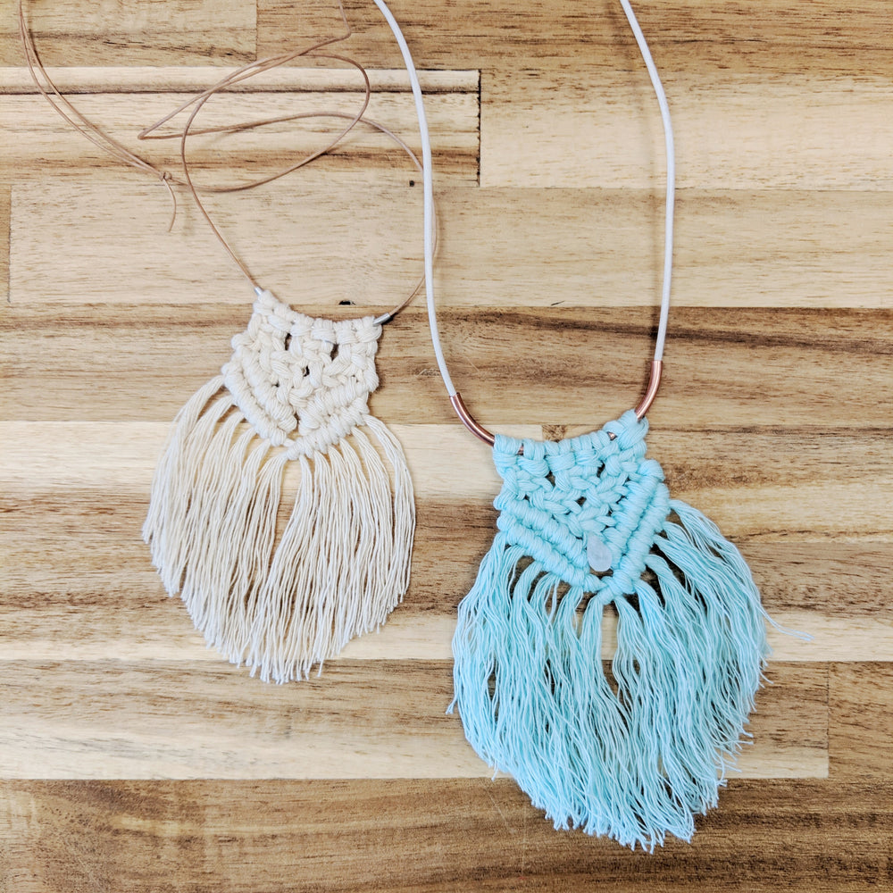 Macrame Jewelry for Beginners
