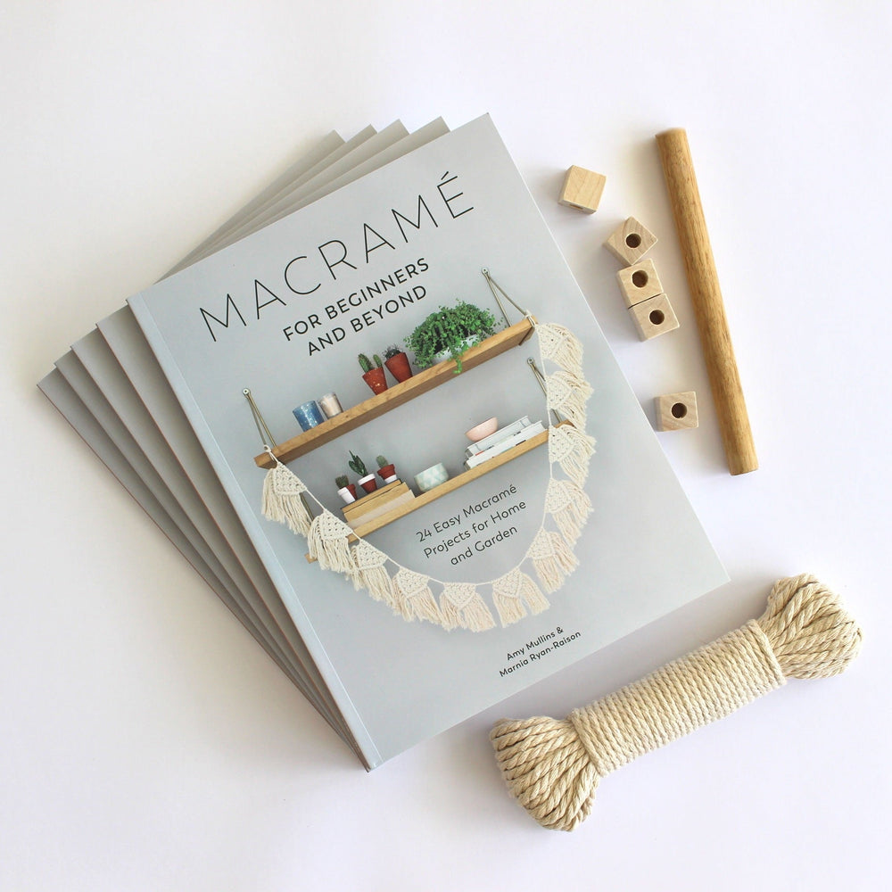 Macrame for Beginners and Beyond