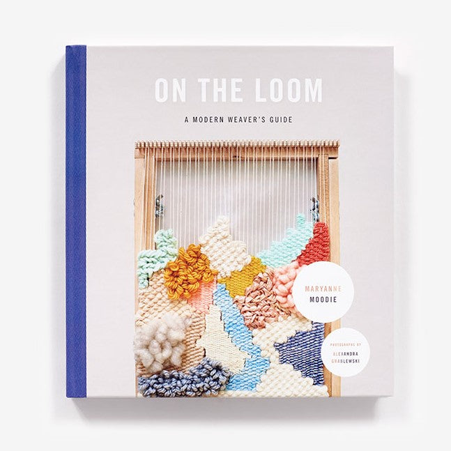 On The Loom by Maryanne Moodie