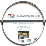 Medium Pop Up Refill