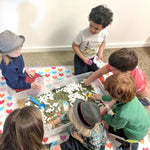Craft With Me! Monthly Preschool Art Playgroup