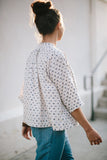 Sew Liberated Matcha Top sewing pattern
