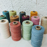 Irish Waxed Linen 3-yard pack