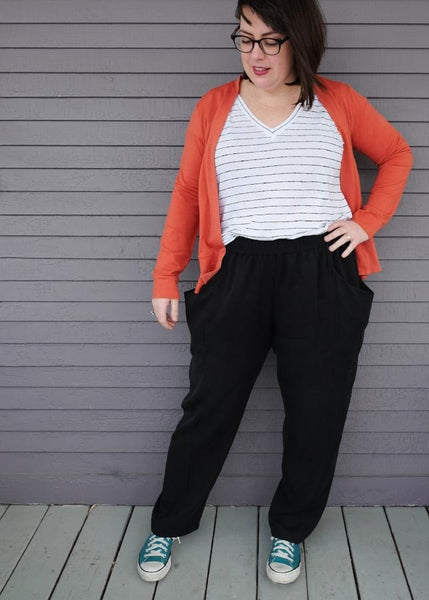 Sew Liberated Arenite Pants sewing pattern