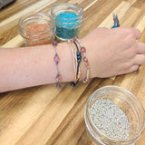 Jewelry Basics: Stringing Materials - September 30th