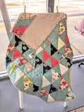 Half Square Triangle Quilt - October 6th - 20th