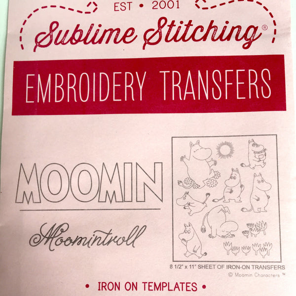 Sublime stitching embroidery patterns