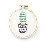 Embroidered Ornament Kit