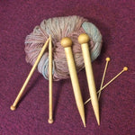 Straight Knitting Needles