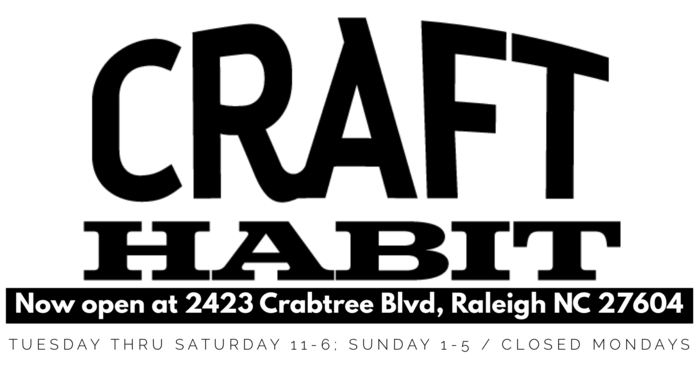 Craft Habit Raleigh